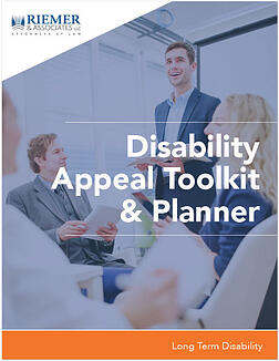 Disability Appeal Toolkit & Planner