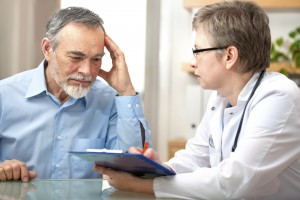 New York disability lawyers - Doctor Meeting With Patient